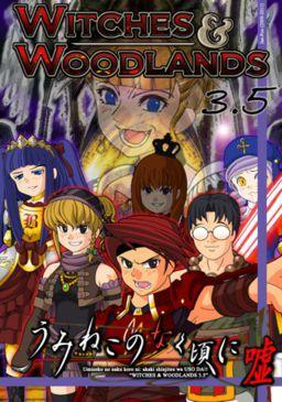Witches & Woodlands